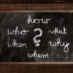 ask yourself right question
